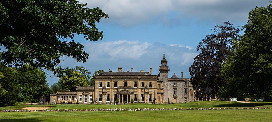 Tracy Park Manor House